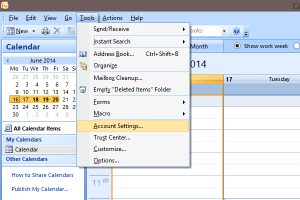 EasyPractice and Microsoft Outlook 2007 synchronization